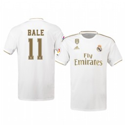 2019/20 Gareth Bale Real Madrid Home Authentic Jersey