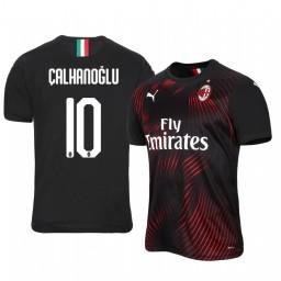 2019/20 AC Milan Hakan Calhanoglu Authentic Jersey Alternate Third