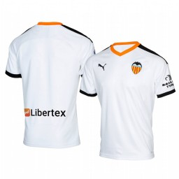 Youth 2019/20 Valencia Home Authentic Jersey