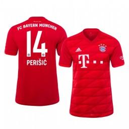 2019/20 Bayern Munich Ivan Perisic Home Authentic Jersey