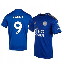 2019/20 Jamie Vardy Leicester City Home Authentic Jersey