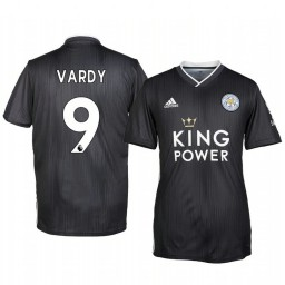 2019/20 Jamie Vardy Leicester City Third Short Sleeve Authentic Jersey