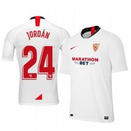 2019/20 Joan Jordán Sevilla Home Authentic Jersey