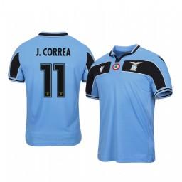 2019/20 Joaquín Correa Lazio Light Blue 120th Anniversary Celebration Authentic Jersey