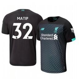 2019/20 Liverpool Joel Matip Authentic Jersey Alternate Third