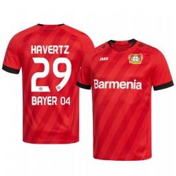 2019/20 Bayer Leverkusen Kai Havertz Home Authentic Jersey