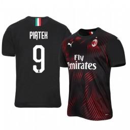 2019/20 AC Milan Krzysztof Piatek Authentic Jersey Alternate Third