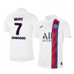 2019/20 Paris Saint-Germain Kylian Mbappé Authentic Jersey Alternate Third
