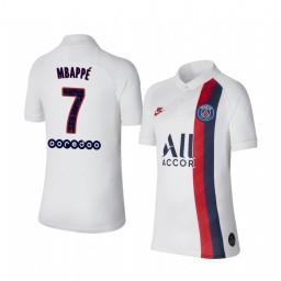 Youth 2019/20 Paris Saint-Germain Kylian Mbappé Authentic Jersey Alternate Third