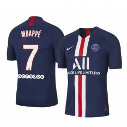 2019/20 Paris Saint-Germain Kylian Mbappé Home Authentic Jersey