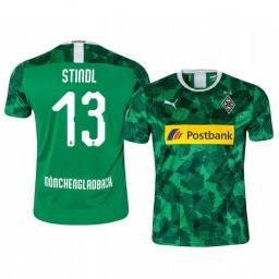 2019/20 Borussia Monchengladbach Lars Stindl Authentic Jersey Alternate Third