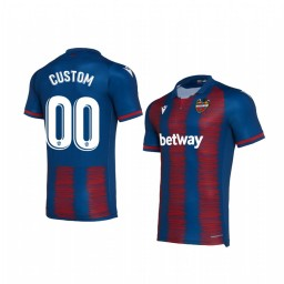 Youth 2019/20 Levante Custom Red Blue Home Authentic Jersey