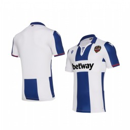 Youth 2019/20 Levante White Away Authentic Jersey