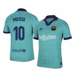 2019/20 Barcelona Lionel Messi Authentic Jersey Alternate Third