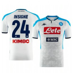 2019/20 SSC Napoli Lorenzo Insigne Authentic Jersey Alternate Third