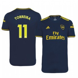 2019/20 Arsenal Lucas Torreira Authentic Jersey Alternate Third