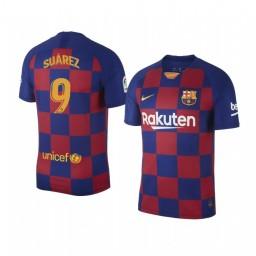 2019/20 Luis Suarez Barcelona Home Authentic Jersey