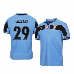 2019/20 Manuel Lazzari Lazio Light Blue 120th Anniversary Celebration Authentic Jersey