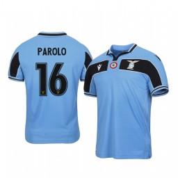 2019/20 Marco Parolo Lazio Light Blue 120th Anniversary Celebration Authentic Jersey
