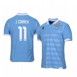 2019/20 Lazio Joaquín Correa Home Short Sleeve Authentic Jersey