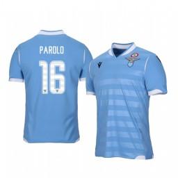 2019/20 Lazio Marco Parolo Home Short Sleeve Authentic Jersey