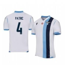 2019/20 Patric Lazio Away Short Sleeve Authentic Jersey