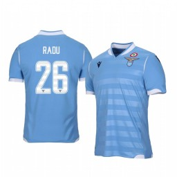 2019/20 Lazio Stefan Radu Home Short Sleeve Authentic Jersey