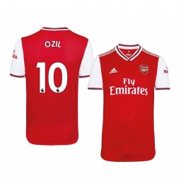 2019/20 Mesut Ozil Arsenal Home Short Sleeve Authentic Jersey