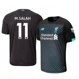 2019/20 Liverpool Mohamed Salah Authentic Jersey Alternate Third