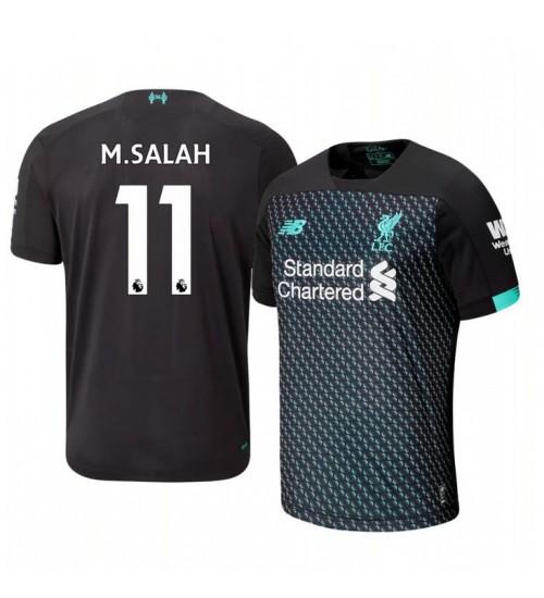 2019/20 Liverpool Mohamed Salah Replica Jersey Alternate Third