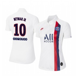 Women's 2019/20 Paris Saint-Germain Neymar JR Authentic Jersey Alternate Third