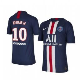 Youth 2019/20 Paris Saint-Germain Neymar JR Home Authentic Jersey