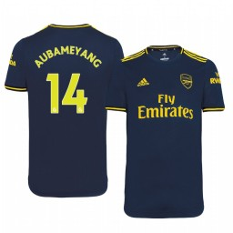 2019/20 Arsenal Pierre-Emerick Aubameyang Authentic Jersey Alternate Third