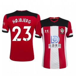 2019/20 Pierre-Emile Hojbjerg Southampton Home Short Sleeve Authentic Jersey