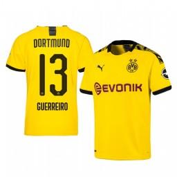 2019/20 Borussia Dortmund Raphael Guerreiro Home Authentic Jersey