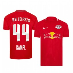 2019/20 Kevin Kampl RB Leipzig Fourth Red Short Sleeve Authentic Jersey