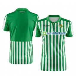 Women's 2019/20 Real Betis Green Home Short Sleeve Authentic Jersey