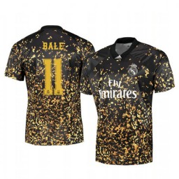 2019/20 Real Madrid Gareth Bale Special EA Authentic Short Sleeve Authentic Jersey
