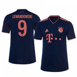 2019/20 Bayern Munich Robert Lewandowski Authentic Jersey Alternate Third
