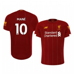 2019/20 Sadio Mané Liverpool Home Authentic Jersey