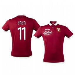 2019/20 Simone Zaza Torino Home Authentic Jersey