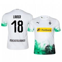 2019/20 Borussia Monchengladbach Stefan Lainer Home Authentic Jersey