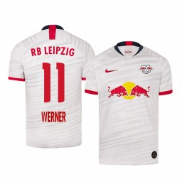 2019/20 RB Leipzig Timo Werner Home Authentic Jersey