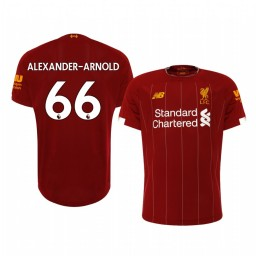 2019/20 Trent Alexander-Arnold Liverpool Home Short Sleeve Authentic Jersey