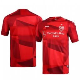 2019/20 VfB Stuttgart Away Authentic Short Sleeve Authentic Jersey