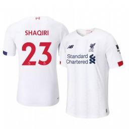 2019/20 Xherdan Shaqiri Liverpool Away Short Sleeve Authentic Jersey