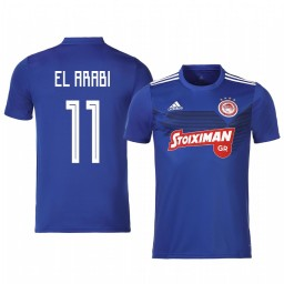 2019/20 Olympiacos Piraeus Youssef El-Arabi Authentic Jersey Alternate Third